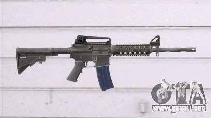 Fear the Wolves M4A1 para GTA San Andreas