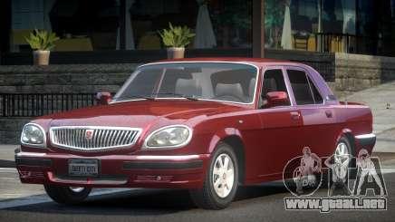 GAZ 31105 SN para GTA 4