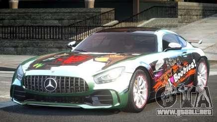 Mercedes-Benz AMG GT L1 para GTA 4