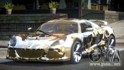 Lotus Exige ES L6 para GTA 4