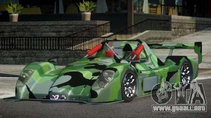 Radical SR3 Racing PJ5 para GTA 4