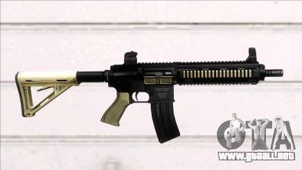 HK-416 Assault Carbine para GTA San Andreas