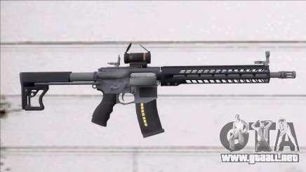 TEW-2 Assault Rifle para GTA San Andreas