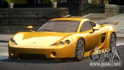 Ascari A10 GT Sport para GTA 4