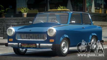 Trabant 601 Old para GTA 4