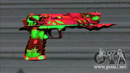 Deagle 3 Sinners Wrath Deagle para GTA San Andreas