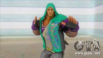 Tekken 7 Craig V11 para GTA San Andreas