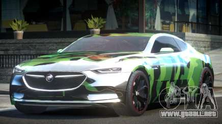 Buick Avista R-Tuned L4 para GTA 4