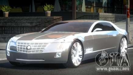 Cadillac Sixteen ES para GTA 4