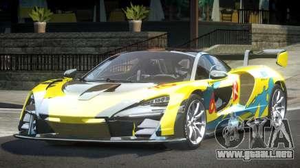 McLaren Senna R-Tuned L5 para GTA 4