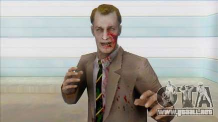 Zombies From RE Outbreak And Chronicles V26 para GTA San Andreas