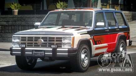 Canis Seminole Frontier L2 para GTA 4