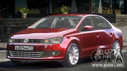 Volkswagen Polo SN V1.0 para GTA 4