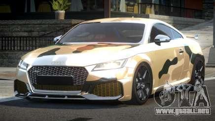 Audi TT Drift L6 para GTA 4