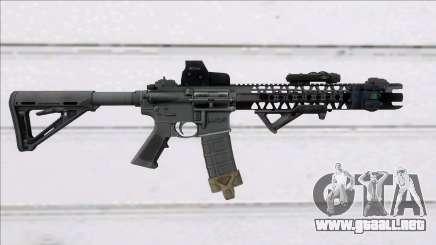 LVOA-C Assault Carbine para GTA San Andreas