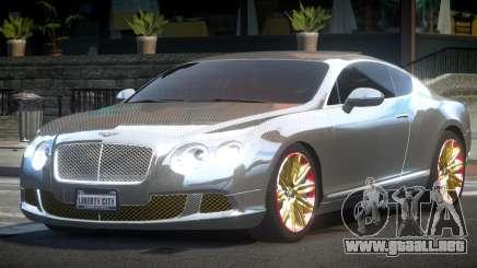 Bentley Continental GT Drift L2 para GTA 4