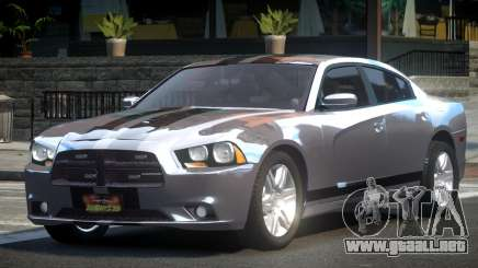 Dodge Charger Unmarked V1.0 para GTA 4