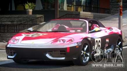 2005 Ferrari 360 GT L9 para GTA 4