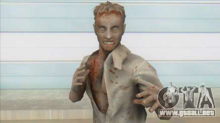 Zombies From RE Outbreak And Chronicles V27 para GTA San Andreas