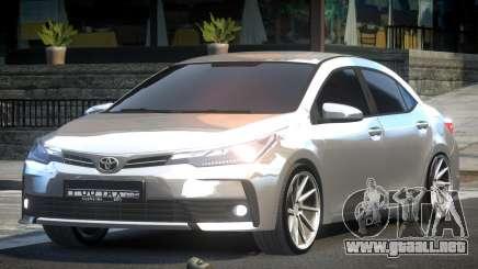 Toyota Corolla ES para GTA 4