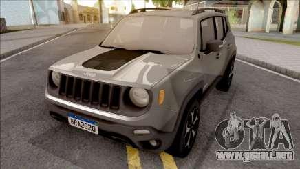 Jeep Renegade Trailhawk 2020 para GTA San Andreas