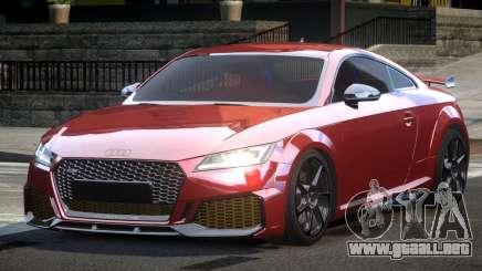 Audi TT Drift para GTA 4