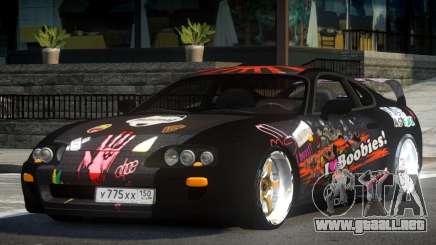 Toyota Supra RZ PJ1 para GTA 4