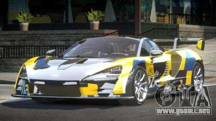 McLaren Senna R-Tuned L9 para GTA 4
