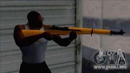 Rising Storm 1 M1 Garand para GTA San Andreas