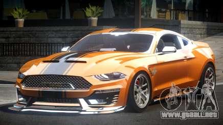 Shelby GT500 ES Drift para GTA 4
