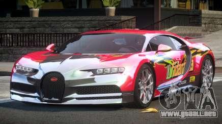 Bugatti Chiron ES L9 para GTA 4