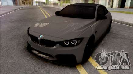 BMW M4 Custom para GTA San Andreas