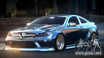 Mercedes Benz C63 GS L-Tuning para GTA 4