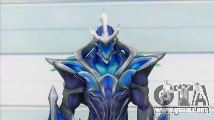 Galaxy Slayer Zed Sapphire para GTA San Andreas