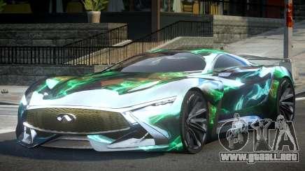 Infiniti Vision GT SC L7 para GTA 4