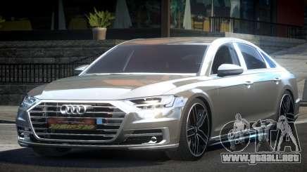 Audi A8 ES para GTA 4