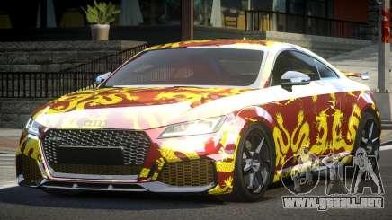 Audi TT Drift L4 para GTA 4