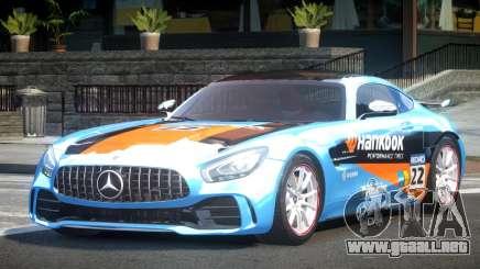 Mercedes-Benz AMG GT L5 para GTA 4