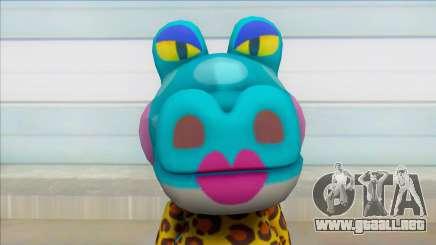 Alligators Skin Pack Animal Crossing Alli para GTA San Andreas