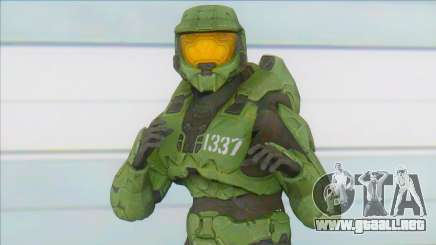Spartan 1337 of Halo Legends para GTA San Andreas
