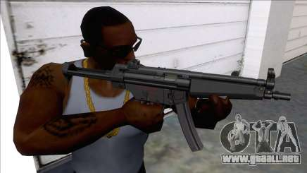 MP5 SMGs para GTA San Andreas