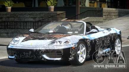 2005 Ferrari 360 GT L8 para GTA 4