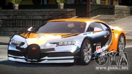 Bugatti Chiron ES L3 para GTA 4