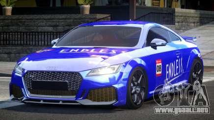 Audi TT Drift L7 para GTA 4