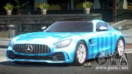Mercedes-Benz AMG GT L4 para GTA 4