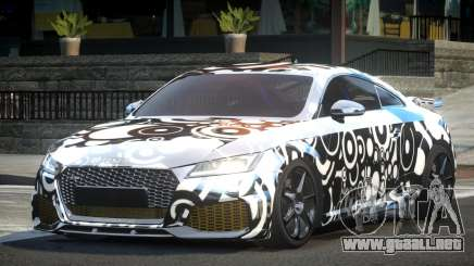 Audi TT Drift L8 para GTA 4