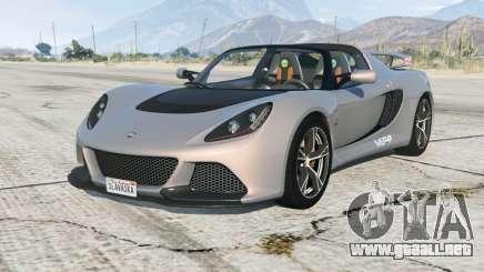Lotus Exige V6 Cup 2012 para GTA 5