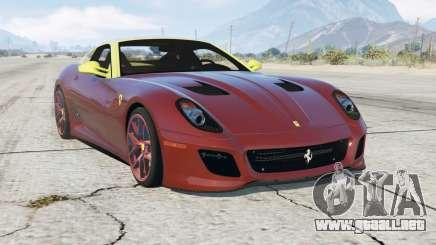 Ferrari 599 GTO Զ010 para GTA 5