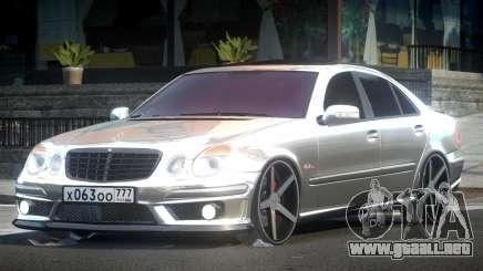 Mercedes-Benz E63 PSI para GTA 4