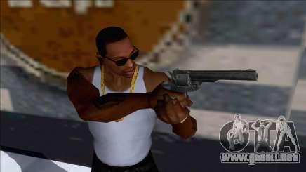Resident Evil 4 broken butterfly para GTA San Andreas